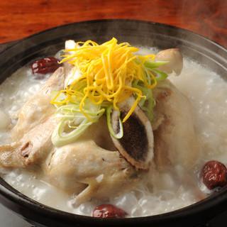 【本場韓国料理】韓流スターも唸る韓国逸品料理
