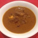 ◆ラムペッパーカレー Lamb pepper curry