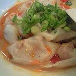 陳建一の担々麺ハウス - 水餃子