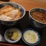 なかや - 料理写真:カツ丼セット