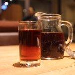 ハンバーグファクトリー - ウーロン茶