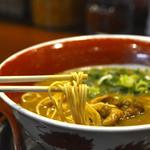 麺王 - 徳島ラーメン普通