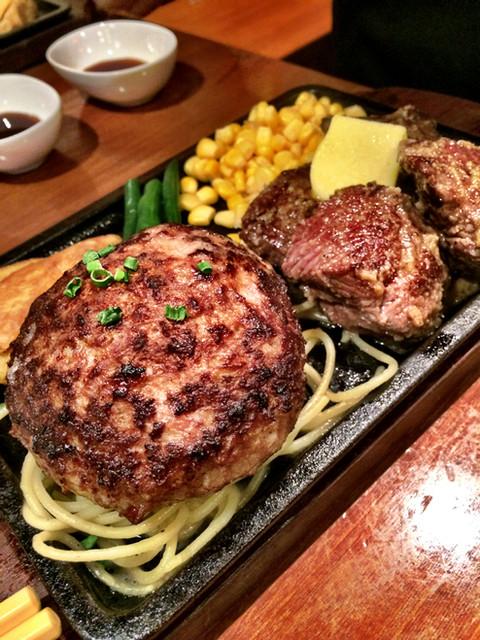 ミスターデンジャー 錦糸町店 - ハンバーグ&ステーキ