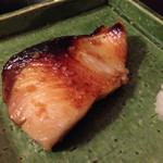 懐石料理 花壇 - 焼魚(2014/12)