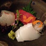 懐石料理 花壇 - 向附(2014/12)