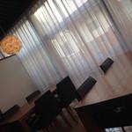麻布淺井 - テーブル席