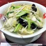 家寶 - 野菜麺(大盛り)(2015年1月)