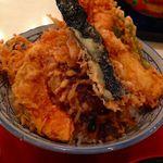 レストランバンブー - 料理写真:天丼