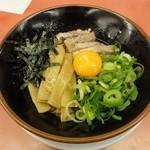 ラーメン魁力屋 - 料理写真:油そば(並)