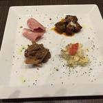 PIZZERIA&DINING PICO - 前菜