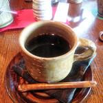 つろぎ - コーヒー これも、作家さんの陶器
