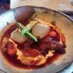 つろぎ - B.かぶと牛頬肉のビーフシチュー