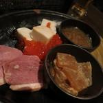 木村屋本店 - 前菜盛り合わせ