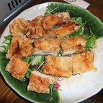 旬菜 籐や - 油淋鶏