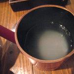 3414482 - 蕎麦湯