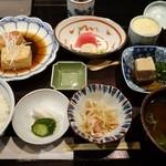 三田 竹若 - (2014/11月)金目鯛の煮付膳