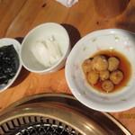 韓国郷土料理 ととり - つけだし