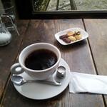CAFE air - 12/03/17 ホットコーヒーと3種のクッキー630円