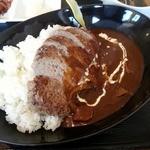 Takeとんぼ - 料理写真:ハンバーグカレー