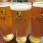 34147942 - あくら 男前ビール、美人ビール