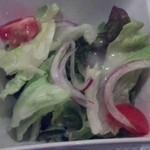 ダイニングキッチン プーハウス - サラダ