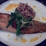 ダイニングキッチン プーハウス - 舌平目のムニエル