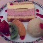 ダイニングキッチン プーハウス - デサ-ト