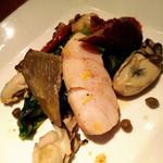リエーブル - 鱈と牡蠣のアクアパッツァ☆ドライトマトやさつまいもなどコックリうまうま!