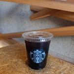スターバックス コーヒー 太宰府天満宮表参道店 - ドリップコーヒー アイス