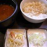 麺屋 三十六房 - 雑炊1