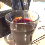 燻製バル けむパー - ホットワイン赤