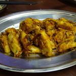 プルジャ ダイニング - 里芋と小魚炒め