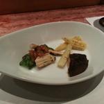 龍の壺 - グリル野菜