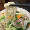 ちょーでーぐぁ - 料理写真:野菜すば 710円
