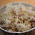 豆の王国 - 雑穀ご飯