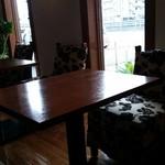 ガッティーノ - テーブル