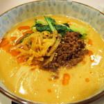 桃の花 - 料理写真:担々麺ランチ 1,296円