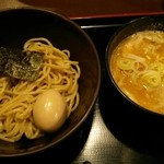 えん者 - イチオシ☆味噌つけ麺