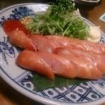 上喜源 - チーズ入りウインナー600円