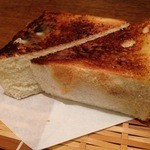 南珈琲店 - トースト