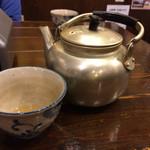 コンパチ堂 - お茶