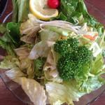 Sumibiyakinikuyamato - サラダ