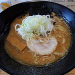 中華そば 響 - 2015年1月12日(月・祝) 濃厚煮干そば(700円)