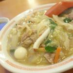 中華料理 寿楽 - 2013年6月 中華丼600円