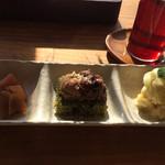 マゴコロ - デザートとハーブティー