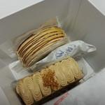 喜久家洋菓子舗 - 閉店してしまった ジョイナス店での購入品