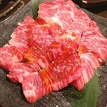 炭火焼肉 Tao - 牛カルビ
