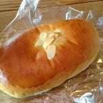 パンプキン - クリームパン