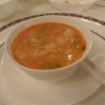 Cuisine Cuisine - 貝柱と海老の泡飯
