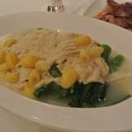 Cuisine Cuisine - 銀杏と湯葉
